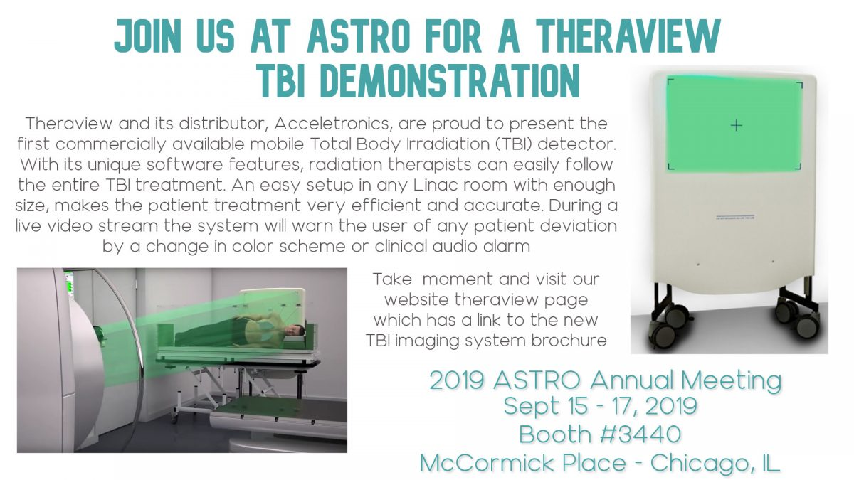 Join Us at Astro for a TheraView TBI Demonstration